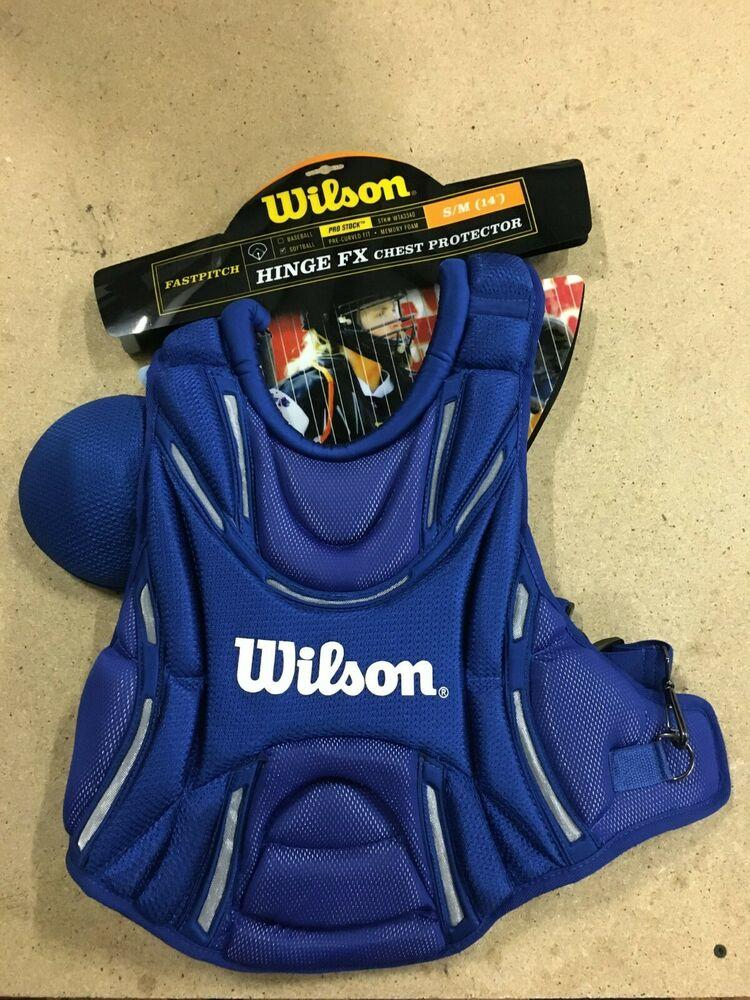 Wilson Pro Stock Chest Protector