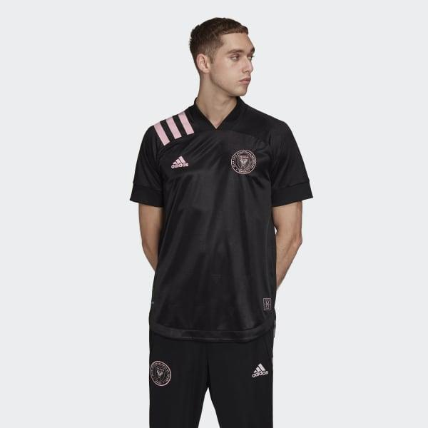 NEW ADIDAS INTER MIAMI CF MEN AWAY AUTHENTIC JERSEY SIZE S/small