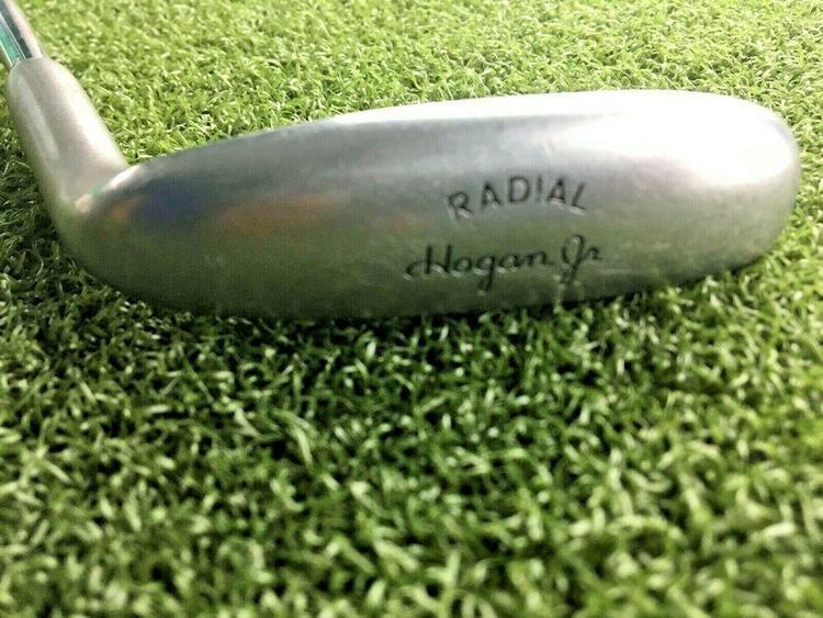 Hogan Jr Radial Blade Putter / RH / Steel ~35.5