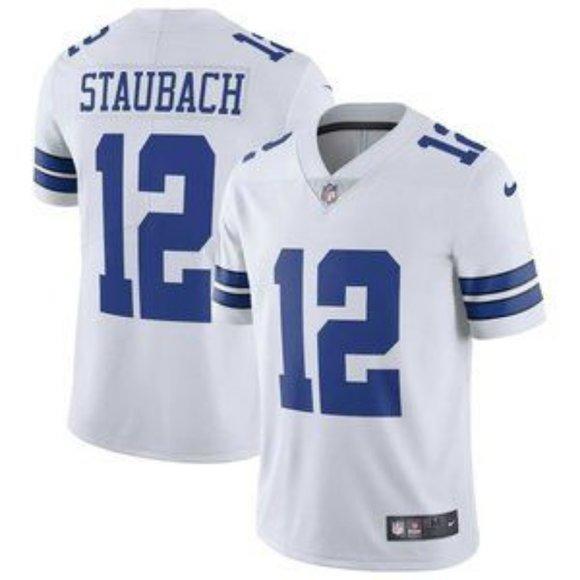 Men's Dallas Cowboys Roger Staubach Jersey
