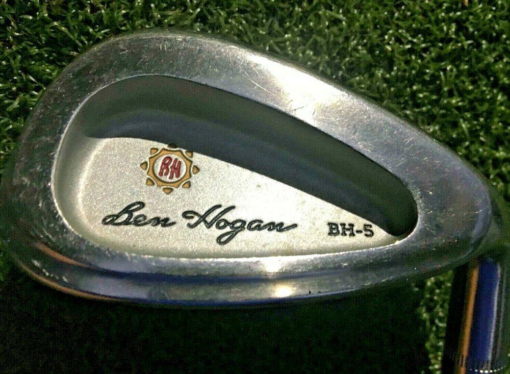 Ben Hogan BH-5 Pitching Wedge / RH / Apex 3 Regular Steel ~35 ...