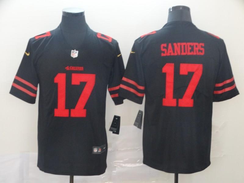 49ers Emmanuel Sanders NFL #17 Limited Jersey