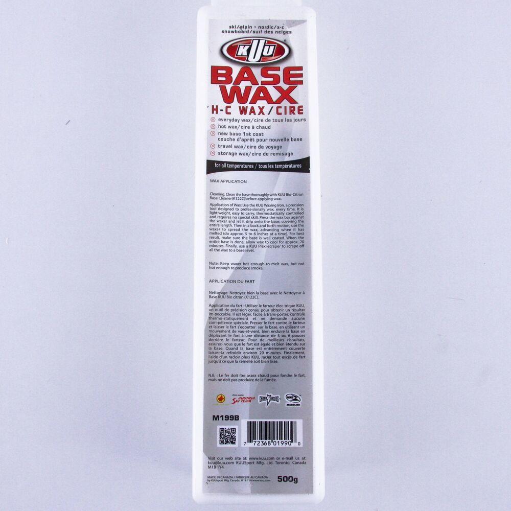 KUU 500g Universal Ski Wax