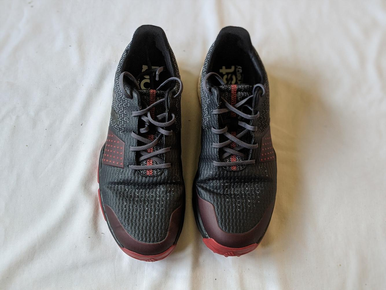 Used Size 9.5 (Women's 10.5) Adidas Golf Shoes