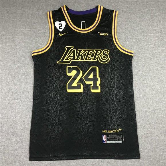 Kobe Bryant LA Lakers 8 Throwback Jersey   SidelineSwap