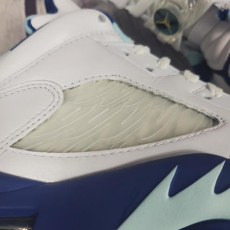 Nike Size 6.5 Air Jordan 5 Retro Low Golf NRG Wing It Shoes   SidelineSwap