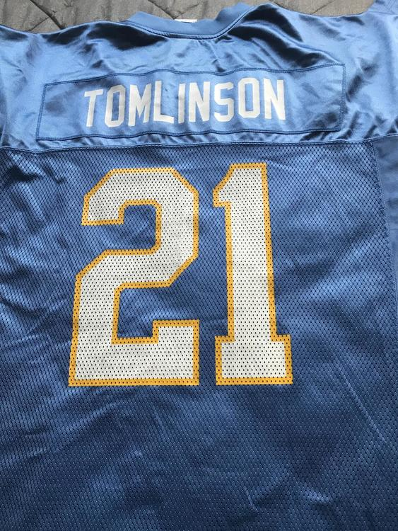 San Diego Chargers LaDainian Tomlinson Jersey | SidelineSwap