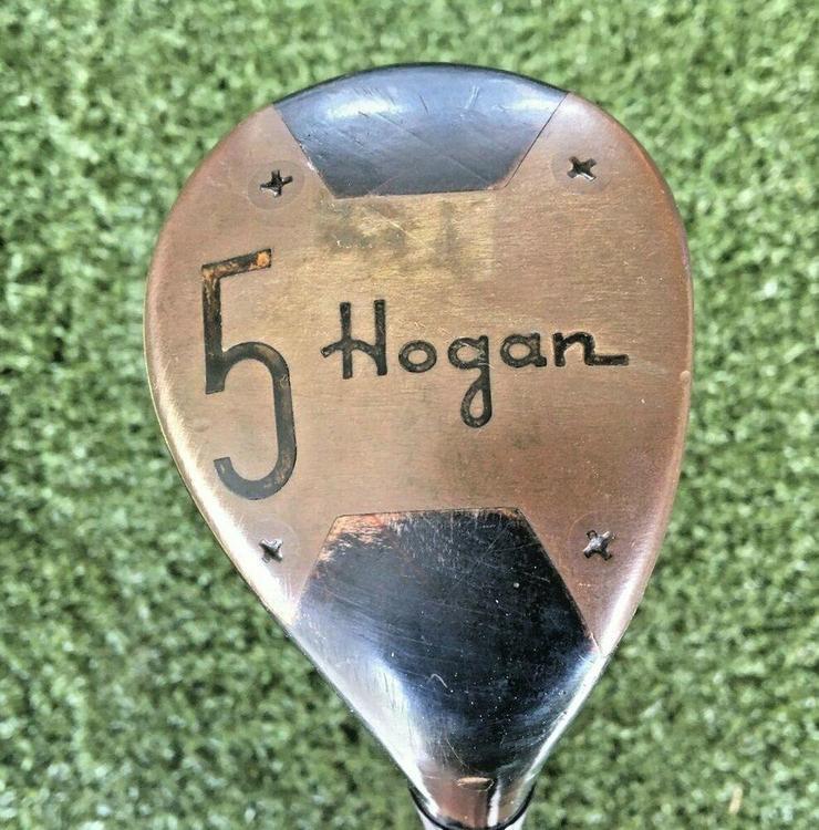 Ben Hogan 5 Wood / RH / Stiff Steel ~41