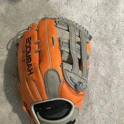 "Boombah 13/"" Left Hand Throw Baseball//Softball Glove"