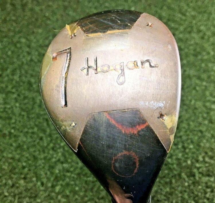 Ben Hogan 7 Wood / RH / Apex 3 Regular Steel ~40