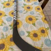 Used Intermediate Bauer Left Hand Vapor FlyLite Hockey Stick Toe Pattern