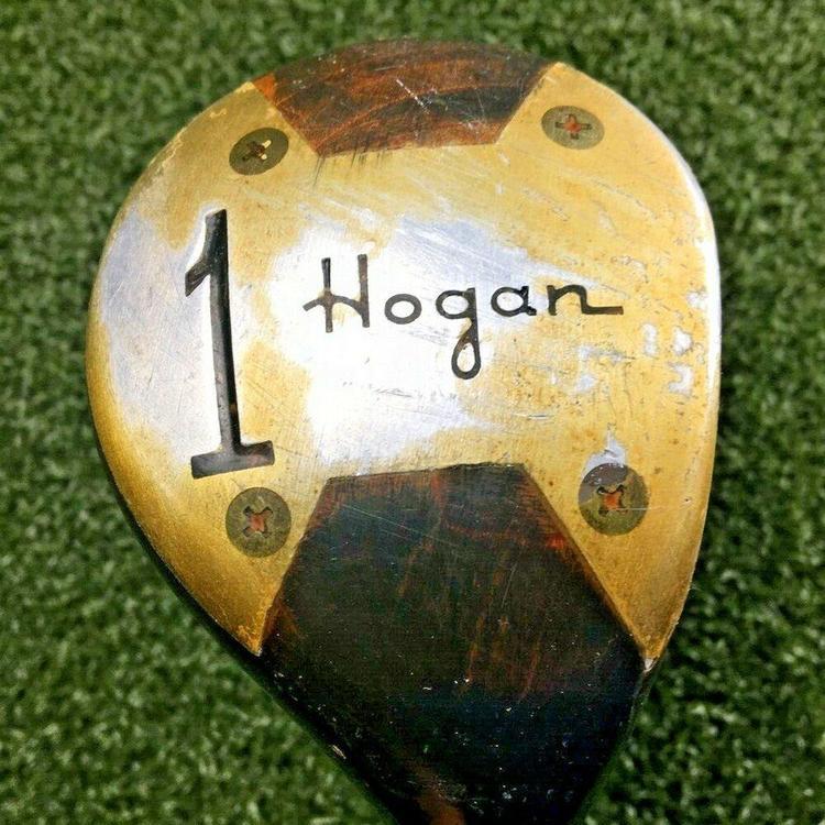 Hogan 1-Wood Driver RH / Regular Steel ~43