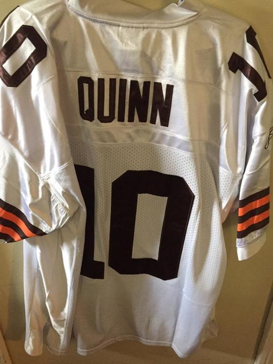 brady quinn jersey