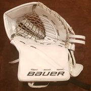 White Senior Used Bauer Regular Supreme 2S Pro