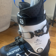 Size 8.0 New Salomon S/LAB MTN Ski Boots