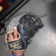 Rawling HOH Gold Glove Edition
