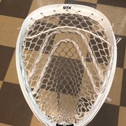 Used Unknown Strung Eclipse 2 Goalie Head